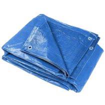 Lona de polietileno azul 8 m x 5 m Nove54 Azul -