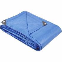 Lona encerado 4x4m azul - Jli