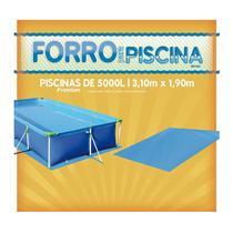 Lona Forro P/ Protecao Para Fundo Piscina 5000 Litros Mor PREMIUM 1461 -