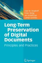 Long-Term Preservation of Digital Documents - Springer Nature