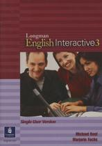 Longman english interactive cd-rom 3 - Pearson audio visual -