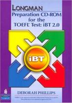 Longman Preparation Course For The TOEFL Test Ibt - CD-ROM - Second Edition - Pearson - elt