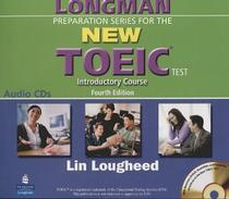 Longman preparation series for the new toeic test introductory audio cd (5) - fourth edition - Pearson audio visual -
