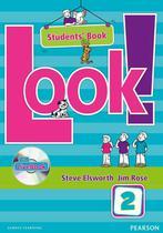 Look ! 2 - Student´S Livebook Pack 1 Ed. - Longman -