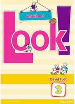 Look ! 3 - Workbook 1 Ed. - Longman -