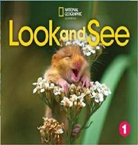 Look and see - level 1 - student book all caps + online practice - Cengage -