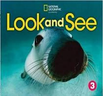 Look and see - level 3 - activity book all caps - Cengage