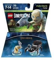 Lord Of The Rings Gollum Fun Pack - Lego Dimensions - Warner Bros