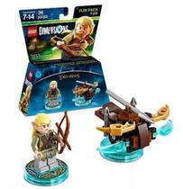 Lord Of The Rings Legolas Fun Pack - Lego Dimensions - Warner Bros