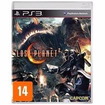 Lost Planet 2 - PS3 - Capcom