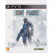 Lost Planet Extreme Condition - PS3 - Capcom