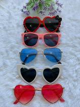 lote 5 óculos infantil para menina de criança bebe presente - Prsr