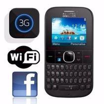 Lote com 20 celulares alcatel 3075 -