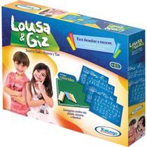 Lousa e Giz 5075.4 Xalingo -