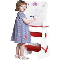 Lousa Infantil Princess Dupla (DE Encaixe) - Planeta Criança
