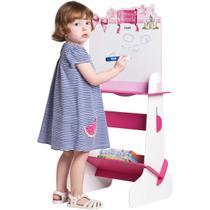 Lousa Infantil Princess Dupla (DE Encaixe) - Stalo