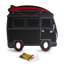 Lousa Quadro Negro Carro - Crayola