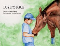 Love to Race - Nico 11 Publishing & Design -