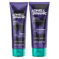 Lowell Dynamic Kit - Shampoo + Condicionador -