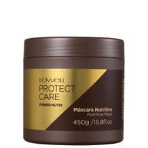 Lowell Protect Care Power Nutri - Máscara Capilar 450g -