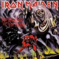 LP Iron Maiden - The Number Of The Beast (Importado) - Outros