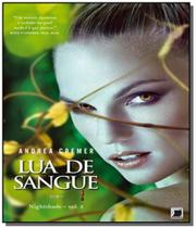 Lua de sangue: nightshade 2 - Galera record