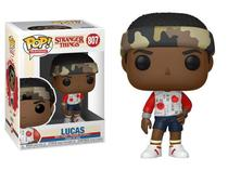 Lucas 807 - Stranger Things - Funko Pop -