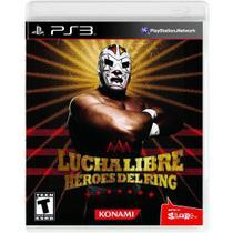 Lucha Libre Aaa - Heroes Del Ring - PS3 - Slang