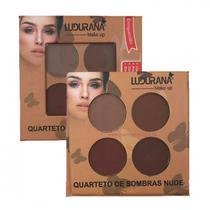 Ludurana Quarteto de Sombras Nude 03 -
