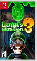Luigis Mansion 3 - Switch - Nintendo