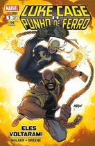 Luke Cage e Punho de Ferro-Edição 1-Eles Voltaram-Marvel -