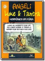 Luke e tantra - hormonios em furia - Devir