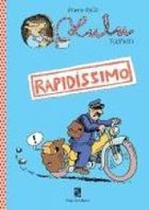 Lulu toupeira rapidissimo - Salamandra -
