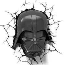 Luminária 3D Light Fx Star Wars Darth Vader - Beek -