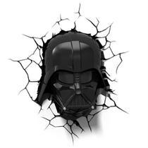Luminária 3d Star Wars  Darth Vader 3d Light Fx - Beek