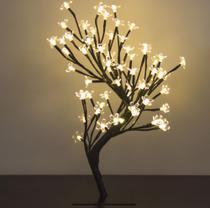 Luminária Árvore Flores Cerejeira Led - Leds