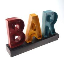 Luminaria BAR COLORIDO LED - Mais az desing