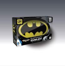 Luminária DC Comics Logo Batman 3D Light FX - 3D Deco Light
