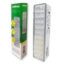 Luminária De LED Intelbras LEA 30L De Emergência Autônoma -