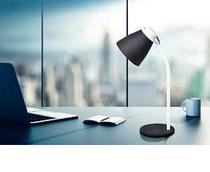 Luminaria de mesa LED LIGHT 4W AZ Kian - Preta -