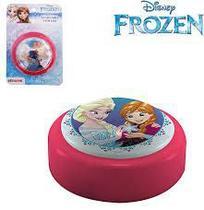 Luminária de Parede Frozen Disney c/ Led à Pilha - 133627 - Etilux