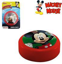 Luminária de Parede Mickey Disney c/ Led à Pilha - 133629 - Etilux