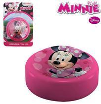 Luminária de Parede Minnie Disney c/ Led à Pilha - 133630 - Etilux