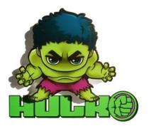 Luminária Decorativa Hulk Avengers Deco Light 3d - B2Beek