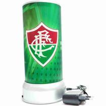 Luminária Giratória 3D - Fluminense - Mileno