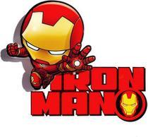 Luminária Iron Man 3d Mini Deco Light Avangers - B2Beek
