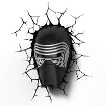 Luminária Kylo Ren - Star Wars - 3D Light FX -