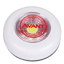 Luminária Led 3W Avant Touch Light Signature Branca Bivolt -