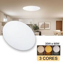 Luminária Led Borda Infinita Plafon Sobrepor 48x48 Multicor - Atc - Atc Solução Em Tecnologia Led