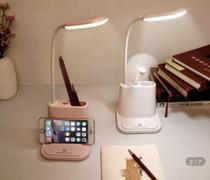 Luminaria Led Elegance Bateria Portatil Leitura Escritorio - M&C